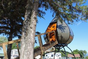Camping Pointe-aux-Oies