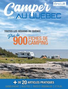 Camper au Québec