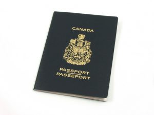 Canadian-Passport