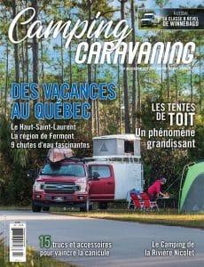 camping caravaning magazine
