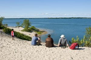 Dunes-Beach_Sandbanks-Provincial-Park_Tourism-Region-9