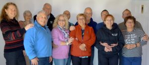 Groupe personnes formation