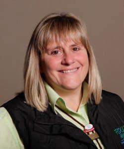 Julie Bouchard, secrétaire