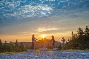 16/08/2015 prise de vue dans le parc national du mont megantic notre dame des bois qc canada photo steve deschenes