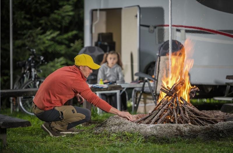 camping en chiffres