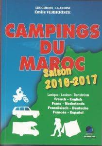 guide campings au maroc