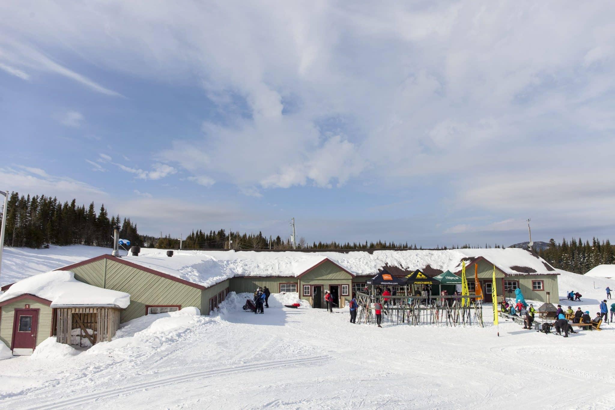 Le Camp Mercier de la réserve faunique des Laurentides, reconnue comme un paradis de la neige, sera entièrement réaménagé.